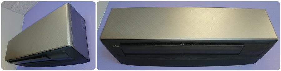 Дизайнерский кондиционер Fujitsu серии Interios