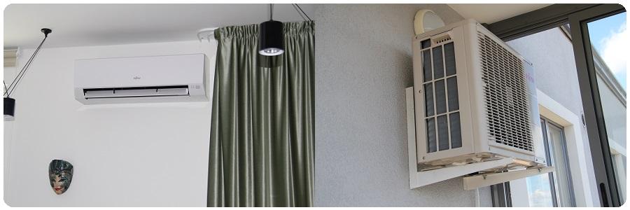 Настенная сплит-система в квартире