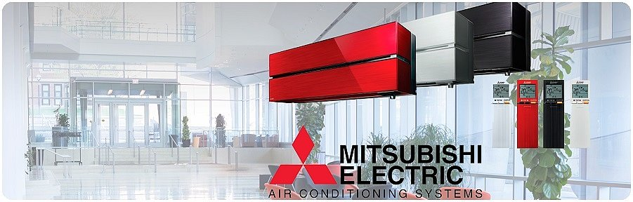 Кондиционеры Mitsubishi Electric Premium Design