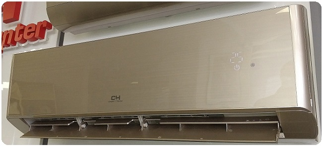 Cooper & Hunter CH-S12FTXAM2S-GD(I) настенный блок серии Supreme