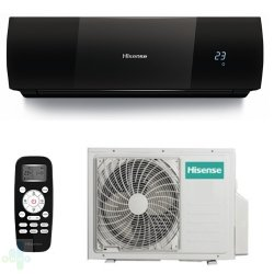 Сплит-система Hisense AS-12HR4SVDDEB15 Black Star (кондиционер)