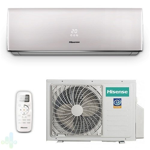 Hisense AS-11UR4SYDDB1 Smart DC Inverter сплит-система