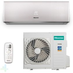 Сплит-система Hisense AS-18UR4SUADB5 Smart DC Inverter (кондиционер)