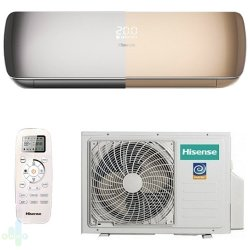 Сплит-система Hisense AS-10UR4SVPSC5(W/С) Slim Design DC Inverter (кондиционер)