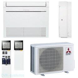 Сплит-система Mitsubishi Electric MFZ-KJ25VE2/MUFZ-KJ25VE Floor Inverter