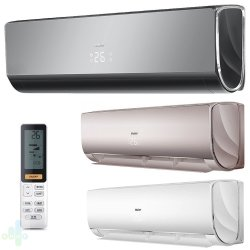 Haier HSU-18HNF303/R2-W/G/B Lightera on/off сплит-система