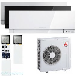 Сплит-система Mitsubishi Electric MSZ-EF50VE/MUZ-EF50VE Design Inverter