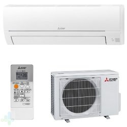 Сплит-система Mitsubishi Electric MSZ-HR25VF/MUZ-HR25VF Classic Inverter