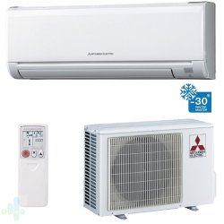 Сплит-система Mitsubishi Electric MS-GF25VA/MU-GF25VA Winter Set (–30°С)